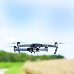 Glosse: Zukunft mit Drohne